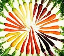 ประโยชน์ของสีสันในผักและผลไม้