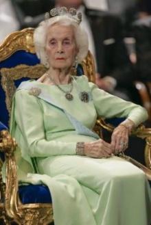 เจ้าหญิงสวีเดน เจ้าของตำนานรักซินเดอเรลลา สิ้นพระชนม์แล้วขณะมีพระชันษา 97 ปี