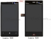 Nokia Lumia 928 จะเปลี่ยนไปใช้จอ Super AMOLED แทนหน้าจอ PureMotion HD
