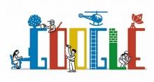 Google เปลี่ยนโลโก้ฉลอง วันแรงงาน