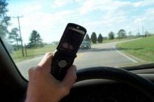 พิมพ์ข้อความขณะขับรถอันตรายกว่าดื่มเหล้า