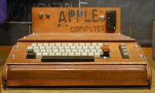 เคาะแล้ว! คอมฯ ทำมือ ยุคบุกเบิก ของ แอปเปิ้ล ถูกประมูลไป 19 ล้านบาท