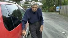 คนขับรถส่งของวัย 105 ที่นิวซีแลนด์