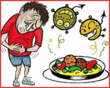 โรคอาหารเป็นพิษ