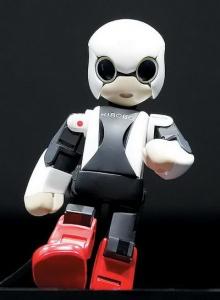 คิโรโบะ หุ่นยนต์นักบินอวกาศ