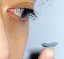 เตือนภัยใช้คอนแทคเลนส์ มีเชื้ออมีบาคอยกัดกินลูกตาดำ