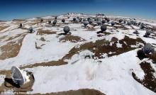 เหลือเชื่อ อากาศสุดวิปริต ทะเลทรายแห้งแล้งสุดของโลก เจอหิมะถล่มหวั่นน้ำท่วมซ้ำ