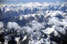 เทือกเขาเทียนซาน เทือกเขาสวรรค์แห่งซินเจียงอุยกูร์