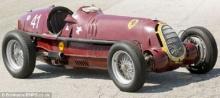 ประมูลขายแล้วรถแข่งตำนาน ของจอมเผด็จการเหนือฮิตเล่อร์