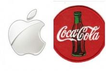 แอ๊ปเปิลแซงโคคาโคล่า แบรนด์อับดับหนึ่งโลก