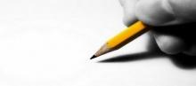 ทำไมต้องมียางลบอยู่บนหัวดินสอ