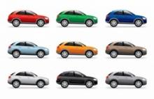 ผลวิจัยทั่วโลก รถยอดฮิตสีอะไร ?
