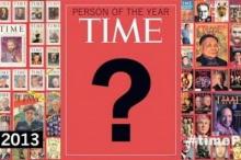 นิตยสารไทม์ส เผย 10 รายชื่อบุคคลทรงอิทธิพลปี 2013