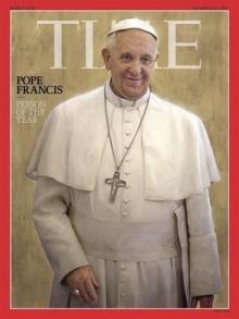 นิตยสารไทม์สยกย่องให้ โป๊ปฟรานซิส เป็นบุคคลแห่งปี 2013