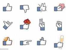 เฟซบุ๊กผุดสติ๊กเกอร์ เอาใจคนชอบ แช็ต