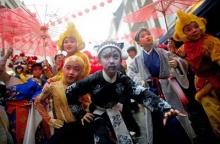 ชมบรรยากาศ ตรุษจีน ในต่างแดน