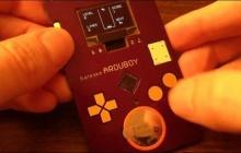 นามบัตรมหัศจรรย์ ไว้เล่นเกม Tetris ได้ด้วยนะ!