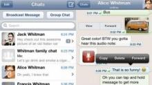 งานเข้า!!! พบช่องโหว่ WhatsApp แอบดูประวัติการแชทได้