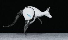 ไบโอนิคแกงการู จิงโจ้หุ่นยนต์ตัวแรกของโลก