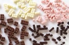 ของเล่นกินได้!! ปลดปล่อยจินตนาการพร้อมความอร่อยไปกับ Chocolate LEGO