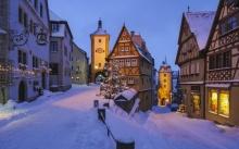 Winter Town เมืองฤดูหนาวที่จะทำให้คุณตะลึง