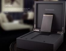มือถือสุดหรูจาก Gresso ราคาเหยียบแสน ผลิตเพียง 999 เครื่องเท่านั้น!!!