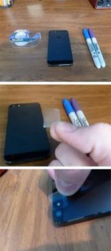 ทำไฟ Black light จากสมาร์ทโฟนของเราเอง ง่ายเวอร์!!