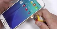 บททดสอบสุดโหด! Galaxy S6 ทั้ง ขูด เผา และจับโค้งงอ แล้วผลจะเป็นยังไง (มีคลิป)