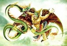 ตำนานของศัตรูอันดับ 1 ครุฑ - นาคแค้นของ กึ่งเทพสองเผ่าพันธุ์
