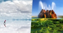 16 สถานที่โครตสวยที่ไม่น่าเชื่อว่ามีอยู่บนโลก!!