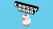 Crossy Road เกมส์ลูกไก่ข้ามถนน ยอดผู้เล่นใน UK แซง Candy Crush กับ Clash of Clans แล้ว