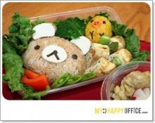ข้าวกล่อง bento สุดน่ารัก น่ากิน