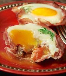 """""""ไข่ห่อแฮมทรงเครื่อง"""" ทำง่าย เก๋ไก๋ น่ากินสุดๆ"""