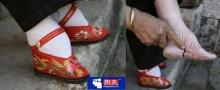 เท้าเล็ก แล้วสวย หรูหรา มีระดับ ...ค่านิยมโบราณ สาวจีน ที่สุดแสนทรมาร