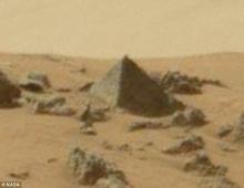 ตะลึง นักค้นคว้าฯเผยภาพปิระมิดบนดาวอังคาร ตอกย้ำเคยมีอารยธรรมโบราณมาก่อน!