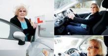 ลอว์ร่า โธมัส วัย 95 ครูสอนขับรถอายุมากที่สุดในอังกฤษ