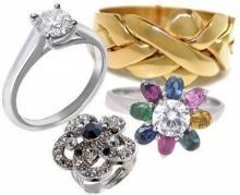 เลือกแหวนให้เข้ากับนิ้ว