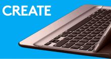 Logitech เตรียมปล่อยคีย์บอร์ดตัวใหม่ สำหรับใช้กับ iPad Pro