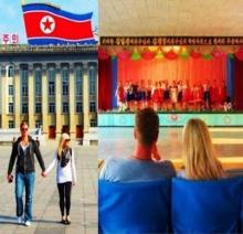 หาดูยาก!!คู่รักตะลุยเที่ยวเกาหลีเหนือ พวกเขาต้องจดจำไปตลอดชีวิต!!