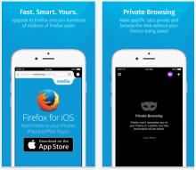 Firefox ปล่อยแอพฯ บราวเซอร์ลง iOS แล้ว