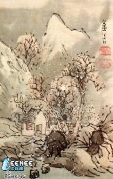 ภาพเขียนจีน (1)