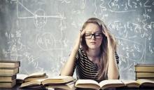 เด็กผู้หญิงมีความกังวลเกี่ยวกับวิชาคณิตศาสตร์ และ STEM มากกว่าเด็กผู้ชาย