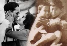 """""""ลูกของหม่อมฉัน หม่อมฉันรักอย่างดวงใจ"""" ข้อความถึงสมเด็จย่าของในหลวงร.๙"""