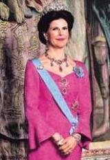 พระราชินีซิลเวีย