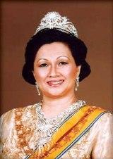 สมเด็จพระราชินีตวนกู เฟาซิอะห์ บินตี อัลมาร์ฮูม เติงกู อับดุล รอชีด รายาประไหมสุหรี อากง
