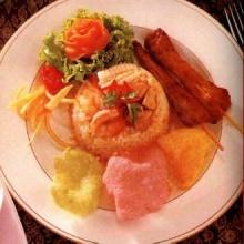 ข้าวผัดอินโดนีเซีย