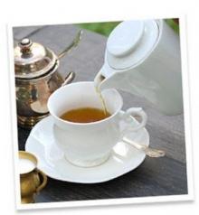วิธีขจัดคราบน้ำชา
