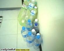 เรื่องเล่าโลกสี่เหลี่ยม ระวังคนขายน้ำที่จตุจักร