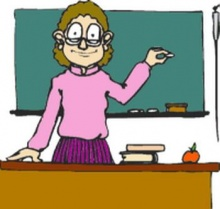 ขำขัน : วันนี้งดสอน!!!