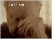 จดหมายจาก พ่อ ถึง ลูกชาย  ที่รัก